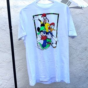 DISNEY | Casual Graphic Tee Shirt